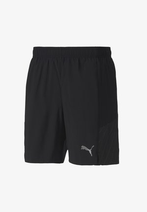 Shorts - black-ultra gray