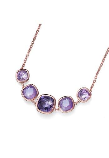 ROYALTY - Necklace - violett