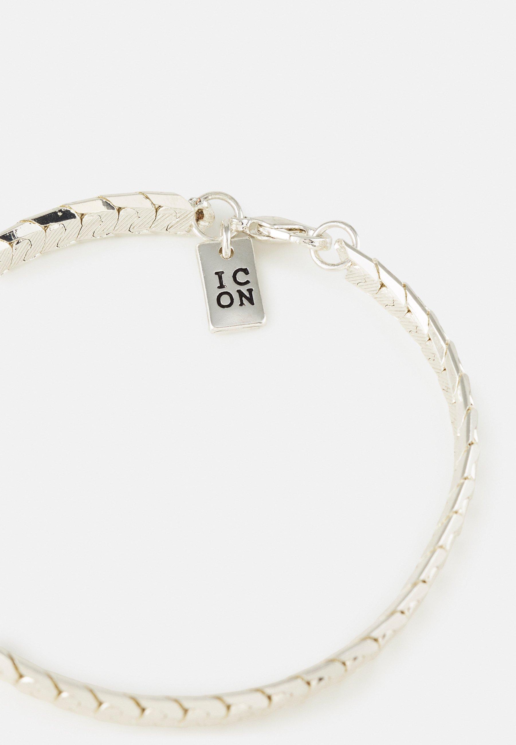 Homme DESERT COMRADE FLAT SNAKE CHAIN BRACELET - Bracelet