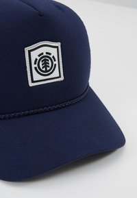 Element - WOLFEBORO TRUCKER - Caps - indigo - 6