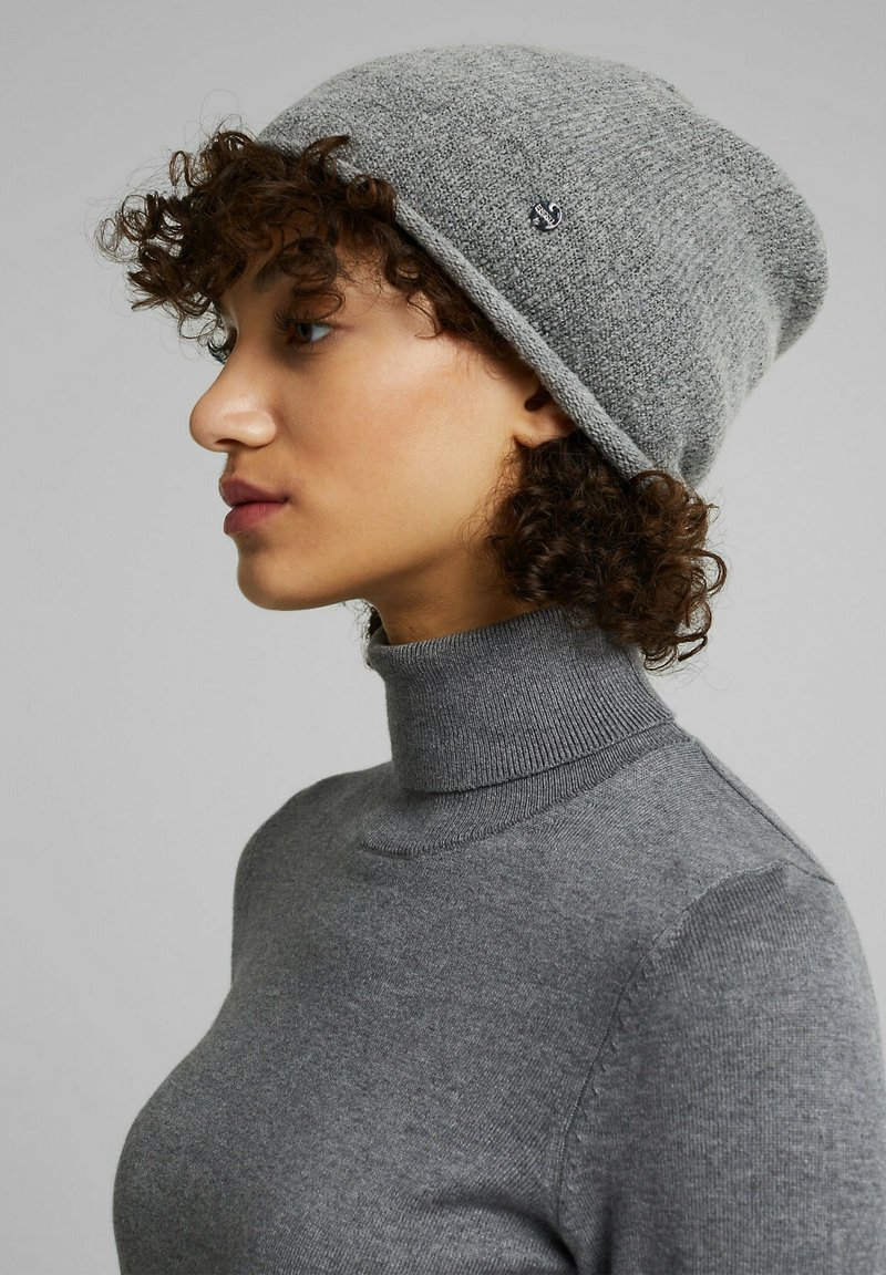 Esprit - Beanie - medium grey