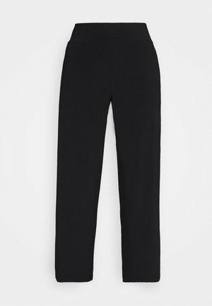 SIBILLA - Pantalon classique - black