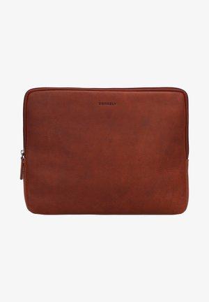 ANTIQUE - Laptop bag - cognac