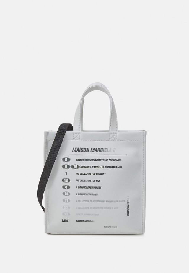 BORSA MANO - Handbag - white