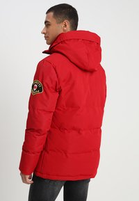 Alessandro Zavetti - OSHAWA - Winter jacket - red - 3