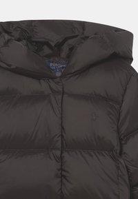 Polo Ralph Lauren - LONG OUTERWEAR COAT - Down coat - dark loden - 2