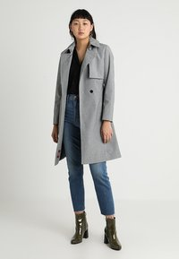 Superdry - SIRENA - Trenchcoat - black - 1