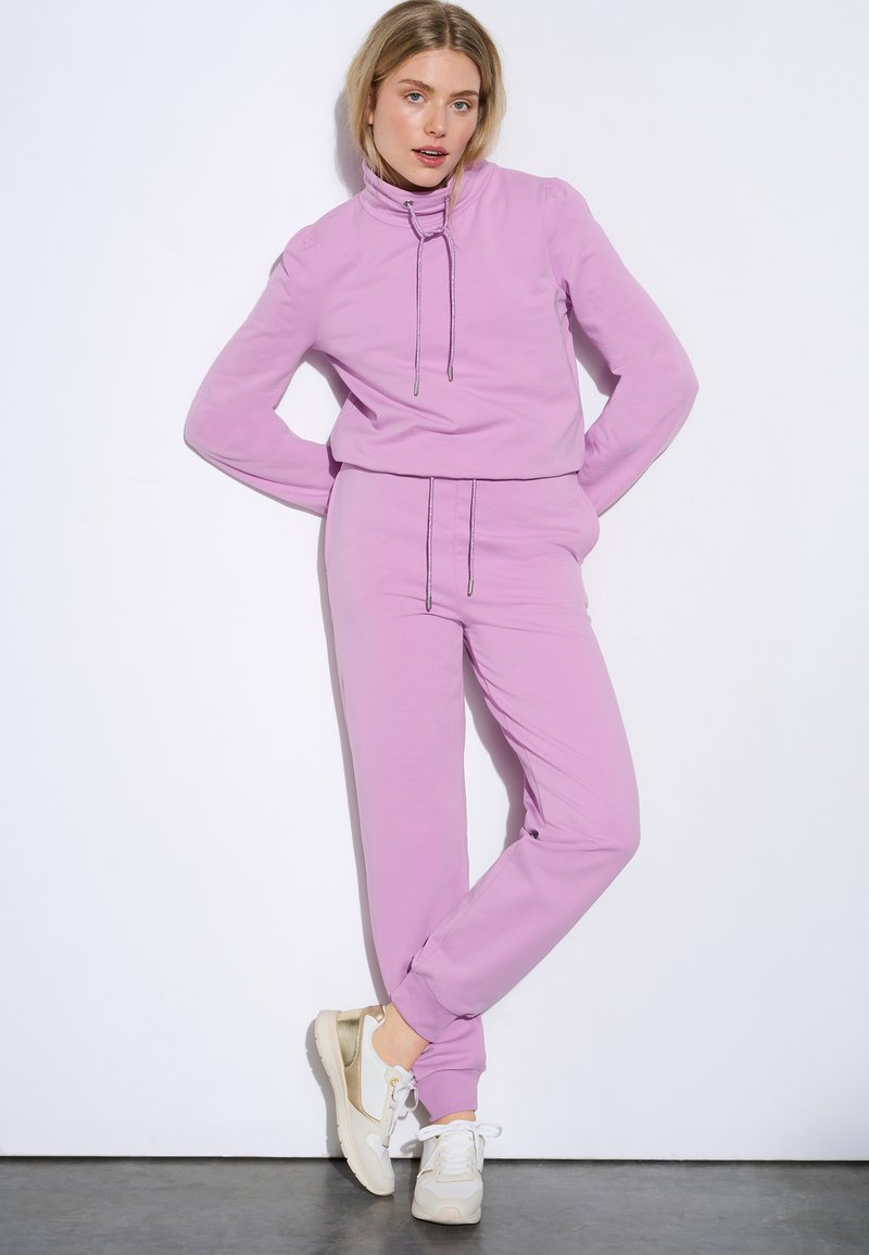 ORSAY - Tracksuit bottoms - lilac