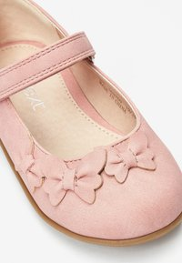 Next - WHITE BUTTERFLY MARY JANE SHOES (YOUNGER) - Babies - pink - 5