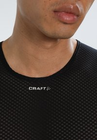 Craft - COOL SUPERLIGHT SLEVELESS - Top - black - 3