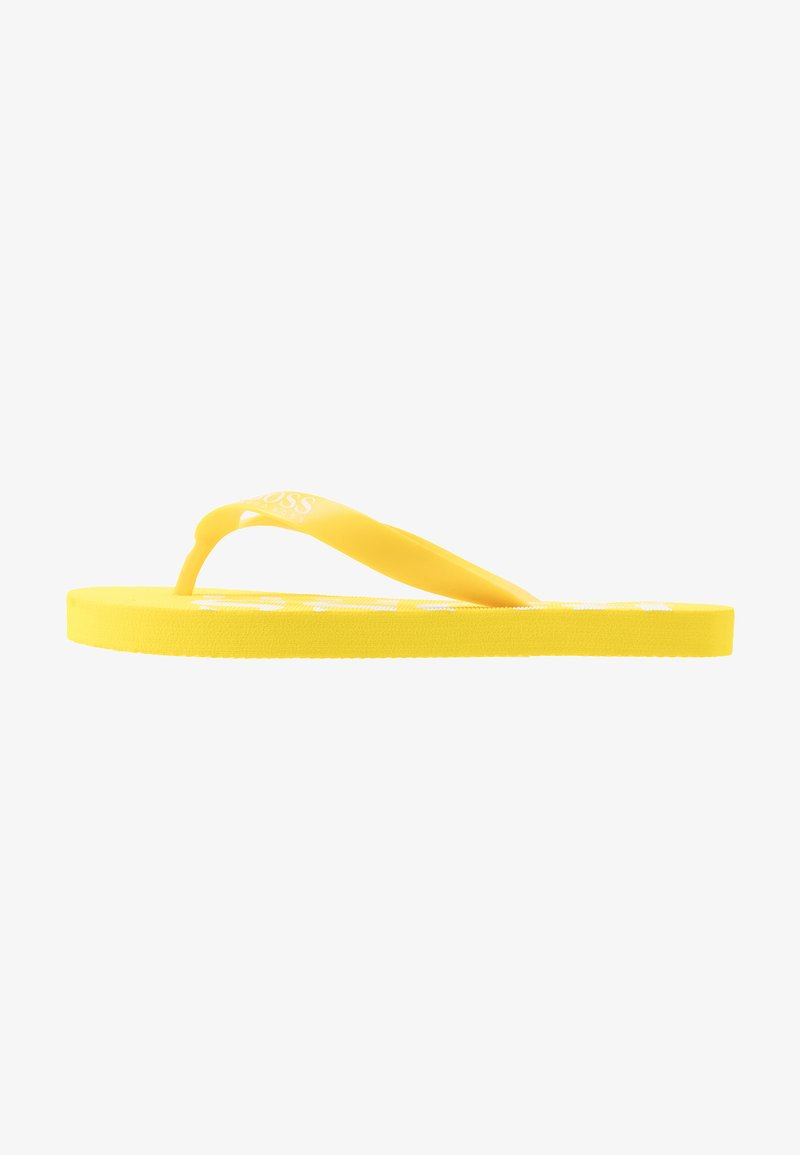 BOSS Kidswear - Pool shoes - yellow