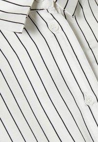 InWear - LEONORE  - Button-down blouse - black/white - 5