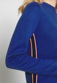 s.Oliver - LANGARM - Jumper - royal blue - 5