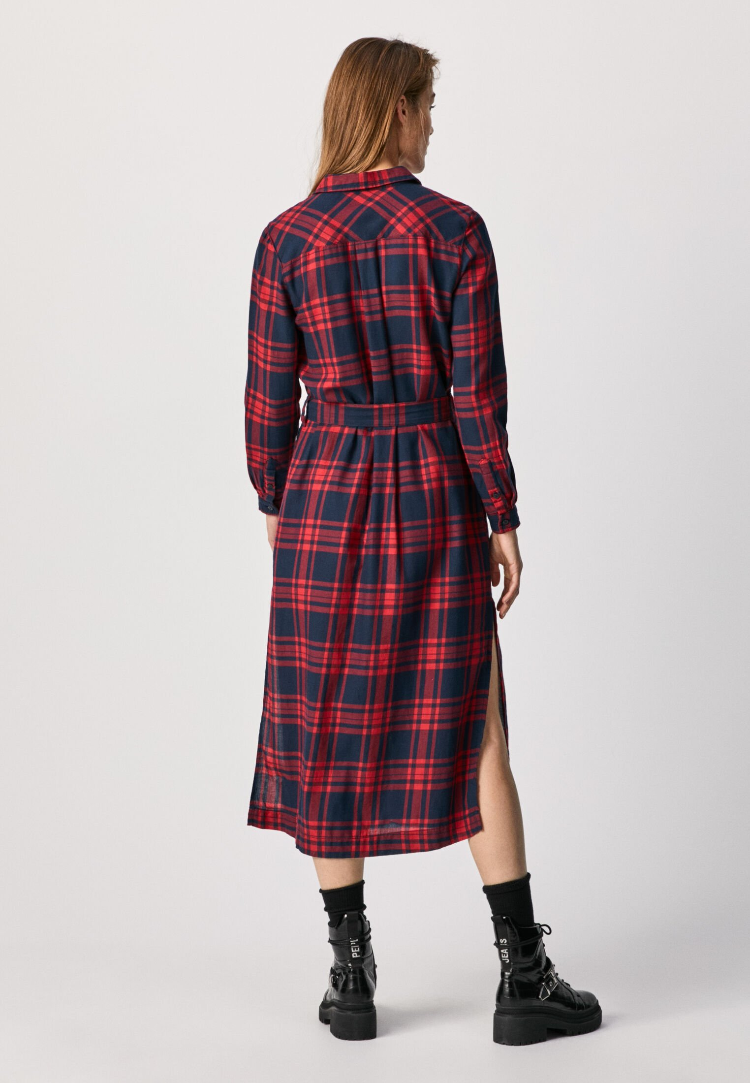 Mujer NINA - Vestido camisero