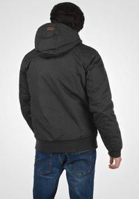 Solid - TILLY - Light jacket - dark grey - 4