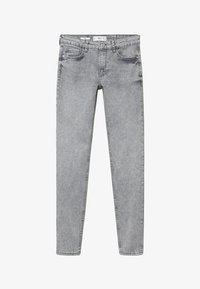 Mango - KIM - Jeans Skinny Fit - denim grey - 4