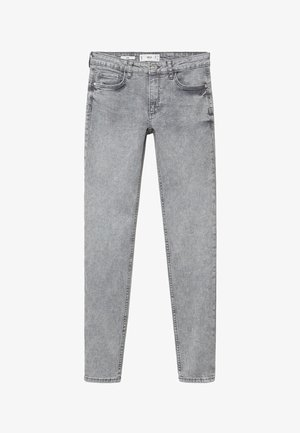 KIM - Jeans Skinny - denim grey