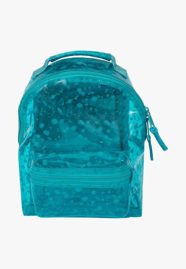 CRYSTAL CLEAR - Mochila - turquoise