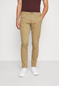 Selected Homme - SLHSLIM-MILES - Chino kalhoty - ermine - 0