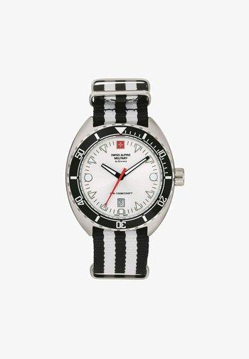 Watch - schwarz weiss