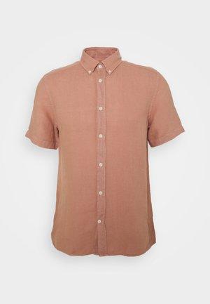 CLEAN SLIM - Shirt - rose coppar