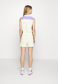 The North Face - EXTREME  - Jumpsuit - tender yellow combo - 2