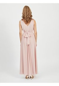 Vila - VIMILINA LONG DRESS - Occasion wear - pale mauve - 2