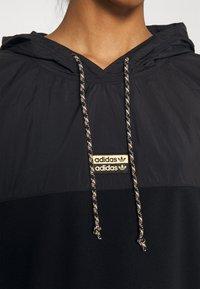 adidas Originals - HOODIE - Hoodie - black - 4