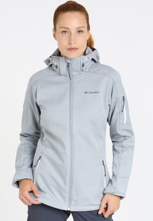 CASCADE RIDGE - Giacca softshell - tradewinds grey