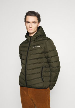 PUFFER JACKET - Winter jacket - khaki