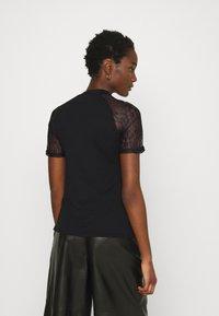 Anna Field - Camiseta estampada - black - 2