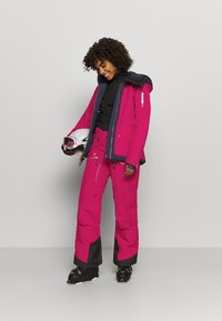 State of Elevenate - WOMENS BACKSIDE PANTS - Schneehose - pink - 1