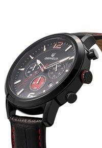 Orphelia - TEMPO - Chronograph watch - black - 3