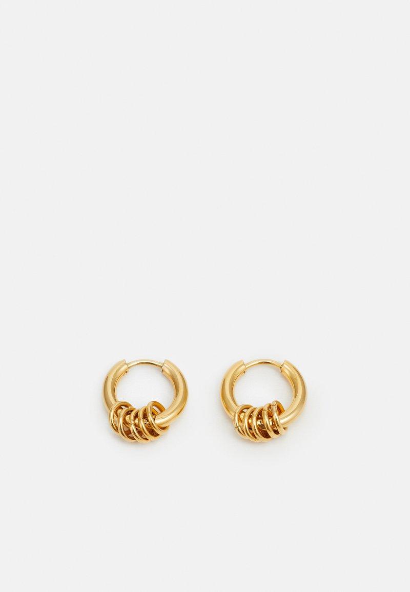Leslii - Orecchini - gold-coloured