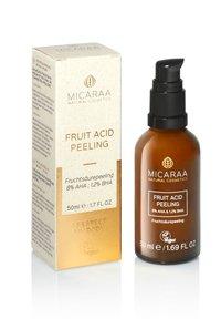 MICARAA - FRUIT ACID PEELING - Face oil - mit aha und bha - 1