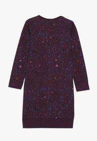 Walkiddy - Jersey dress - bordeaux - 1