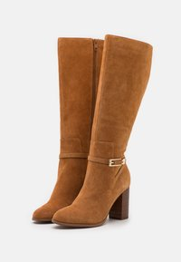 Anna Field - LEATHER - Boots - cognac - 2