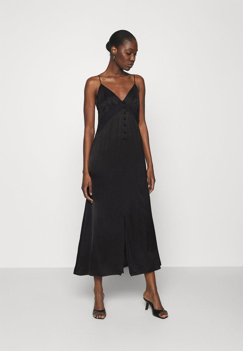 IVY & OAK - LYCOPUS - Cocktail dress / Party dress - black