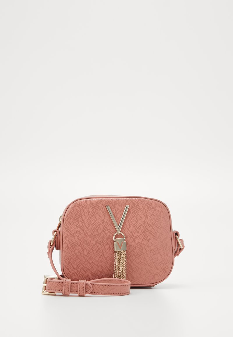 Valentino Bags - DIVINA - Across body bag - rosa antico