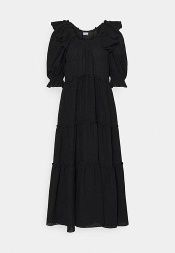 ARIELLA - Maxi dress - black