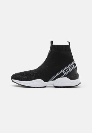 BAMMIE - High-top trainers - black