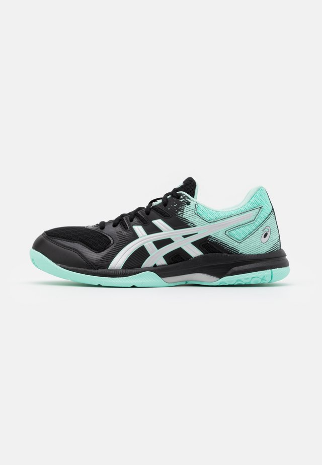 GEL ROCKET 9 - Volleybalschoenen - black/fresh ice