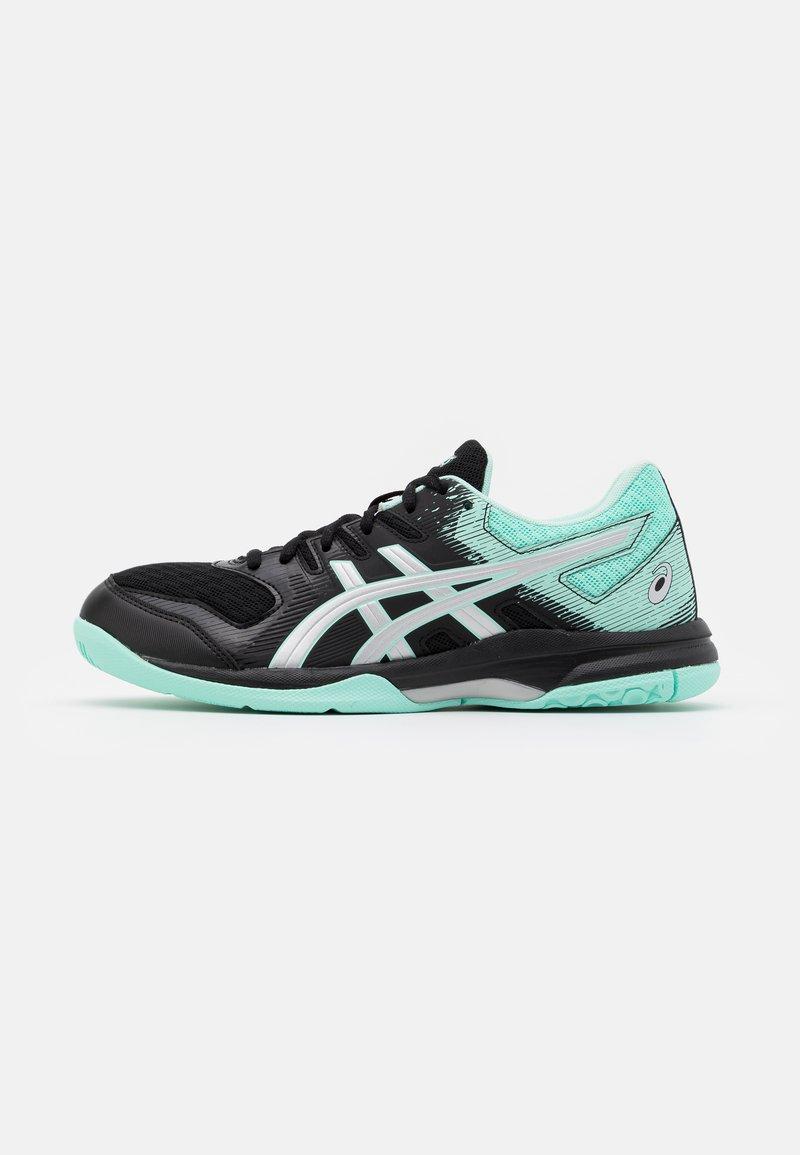 ASICS - GEL ROCKET 9 - Volleyball shoes - black/fresh ice