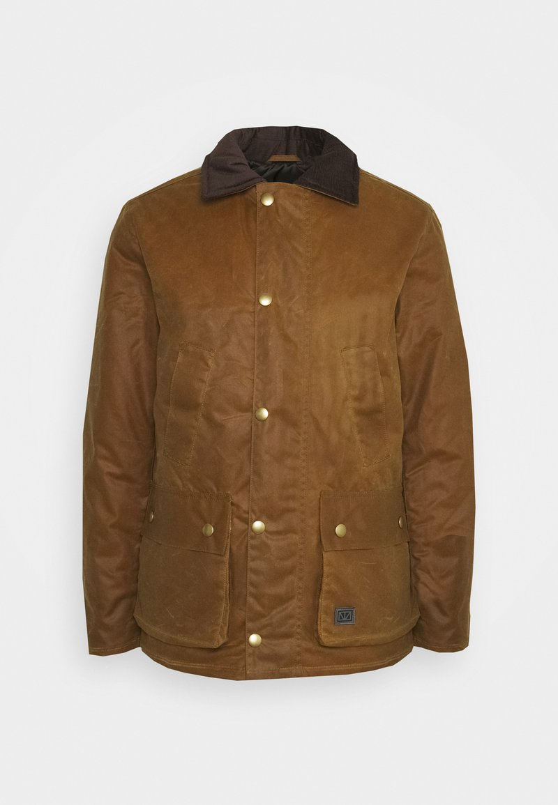 Brixtol Textiles - CURTIS - Light jacket - sand