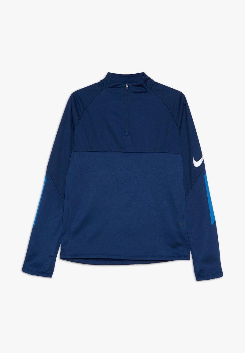 Nike Performance - Fleecová mikina - coastal blue/light photo blue/reflective silver