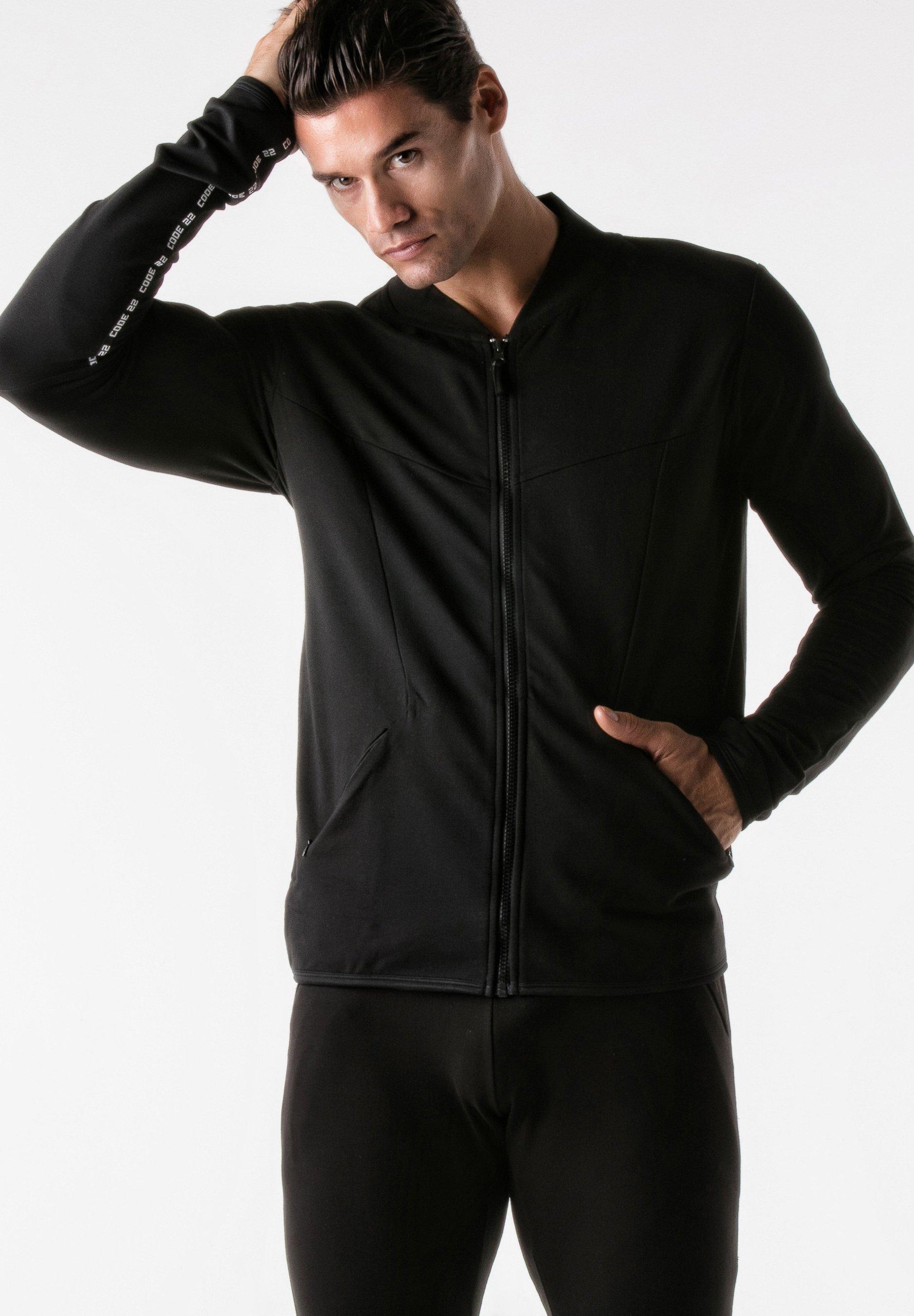 Homme Sweat à capuche zippé