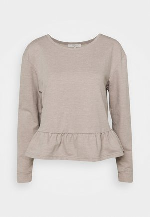 Sweater - silver mink