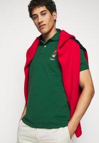 Polo Ralph Lauren - SHORT SLEEVE - Poloshirts - new forest - 4