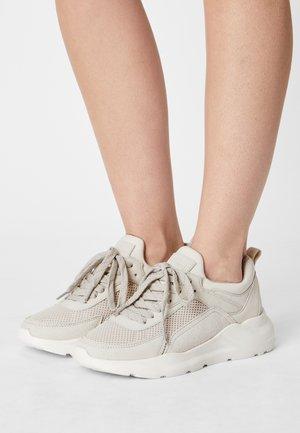 LEATHER - Zapatillas - grey