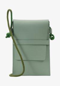PB 0110 - Across body bag - jade - 4